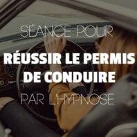 autohypnose permis conduire