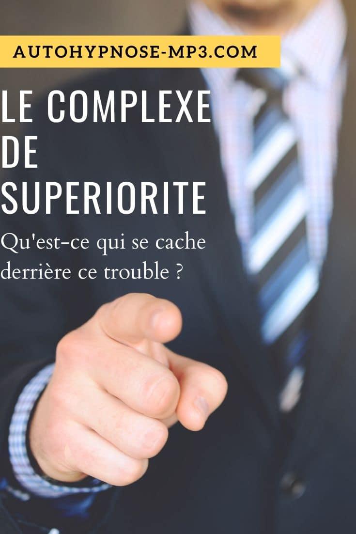 complexe de superiorite