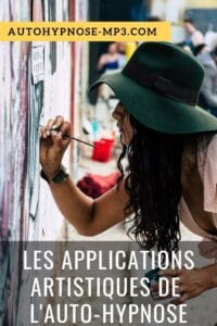 applications auto hypnose artistique